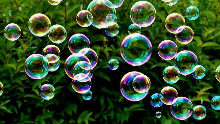 MINIMUKItastischer Kreativblog – Seifenblasen