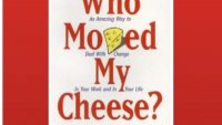 MINIMUKItastischer Krativblog – Who moved my cheese