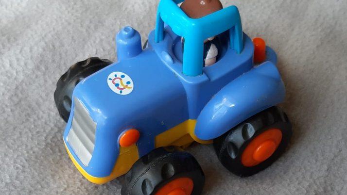 MINIMUKItastischer Kreativblog – Traktorlied