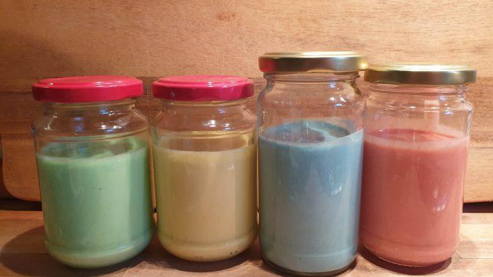 MINIMUKItastischer Kreativblog – Fingermalfarbe/Badewannenfarbe