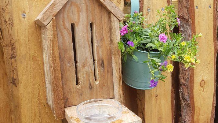 MINIMUKItastischer Kreativblog – Haus für Schmetterlinge