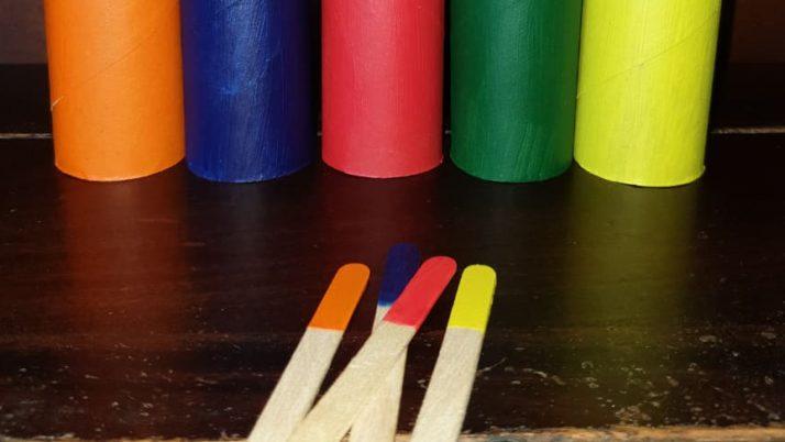MINIMUKItastischer Kreativblog – Steckspiel
